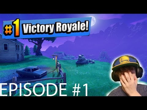 FORTNITE ROAD TO VICTORY ROYALE EPISODE 1