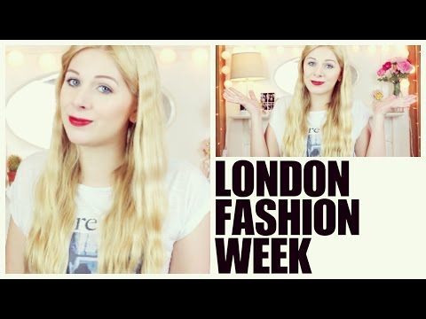 Interning At London Fashion Week - My Experience & Advice | Sofairisshe
