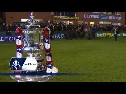 Best non-League moments from the 2014-15 FA Cup | Goals & Highlights