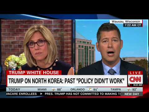 Sean Duffy on CNN New Day