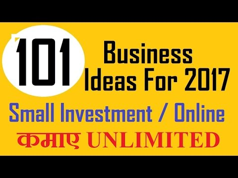 101 business ideas | Start your own business