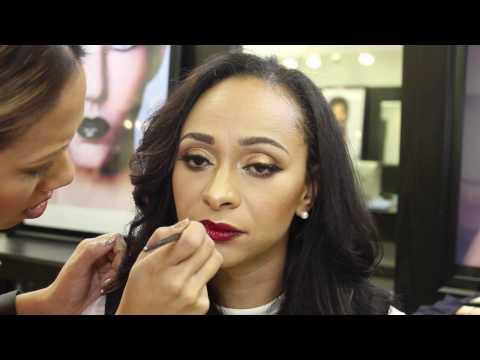 Makeover:  Soft Winter Makeup