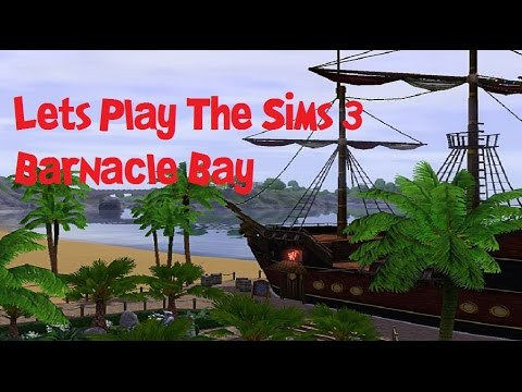 Let's Play The Sims 3 Barnacle Bay Part 61: Plasma Bug