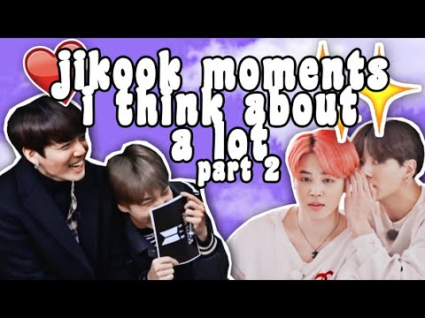 Times when Jikook was too real to be just a ship part  2