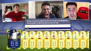 Top 10 Unluckiest Discard Packs In Fifa History!!