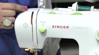 First Steps Threading Your Sewing Machine
