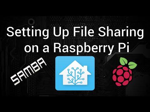 How To Set Up SAMBA File Sharing On A Raspberry Pi