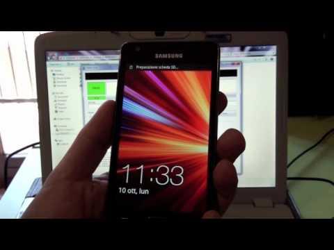 Video Guida ROOT ed Utilizzo Jig su Samsung Galaxy S2 by batista70phone