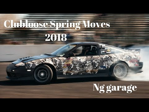 Club loose Spring Moves 2018 Drift Event #2