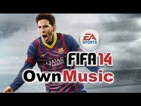 How To Put Your Own Music On Fifa14 (PS3 AND Xbox)