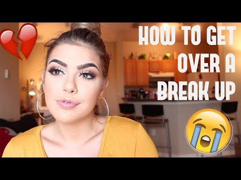 HOW TO GET OVER A BREAK UP | Q&A | Marissa Paige