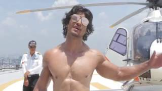 Behind The Scenes- Vidyut's Injury | Commando 2 | Vidyut Jammwal, Adah Sharma