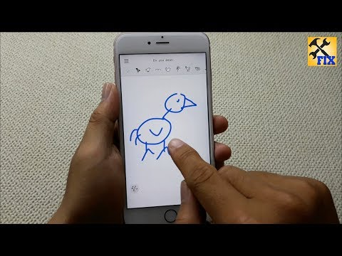 Even if you draw bad, you can still become a painter with this app