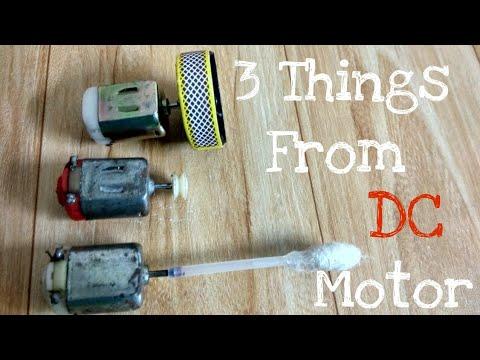Amaging Gadgets From DC Motors||DC Motors Hacks