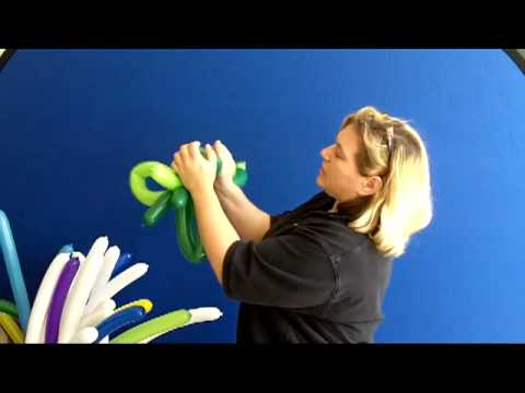 How To Make A Flower Bouquet From Balloons