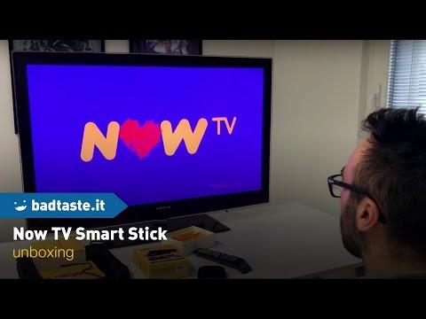 Now TV: ecco la Now TV Smart Stick | UNBOXING