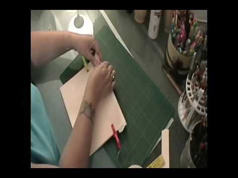 Make Your Own Art Journal Part 3