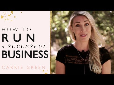 How To Run a Successful Business - Top 5 Tips