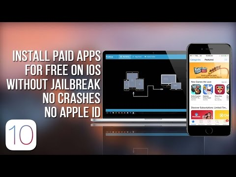 2017 BEST Methods How To Install Paid Apps For Free iOS 10.2.1, iOS 10.3 NO Jailbreak NEVER CRASH