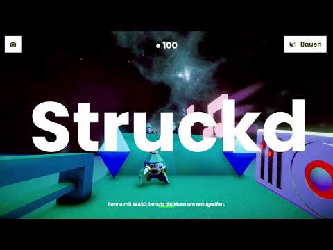 Struckd - 3D Game Creator, March 2018