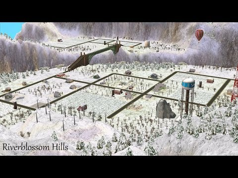 Welcome to Riverblossom Hills!