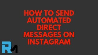 Followliker Settings Tutorial: How to Send Automated Direct Messages on Instagram