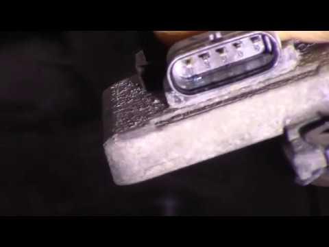 2013 Volkswagen Passat 2.0 (TDI) Turbo Diesel P220A/P2200/P2209 NOx sensor circuit faults