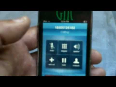 Turn You iPod Touch into Phone with Smart Mobile App