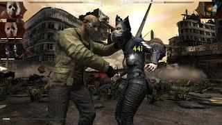 Mortal Kombat X Mobile - Dark Empress Kitana Challenge Hard Difficulty [updated; HD/HQ]