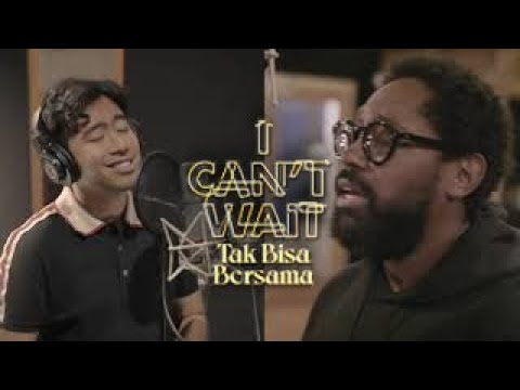PJ Morton & Vidi Aldiano - I Can't Wait x Tak Bisa Bersama