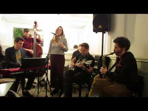 Paris Jazz Jam Sessions December 2017