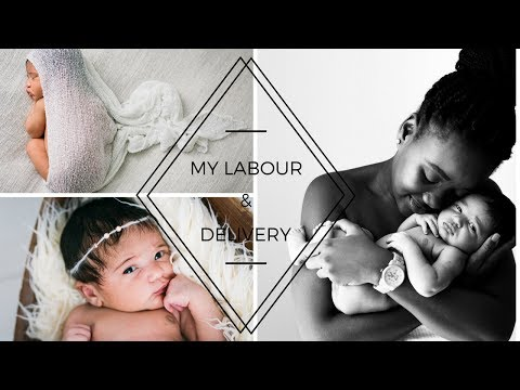STORYTIME: MY LABOUR & DELIVERY STORY || EMERGENCY C-SECTION!!