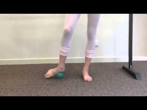 Ballet feet & toe exercises   Talia
