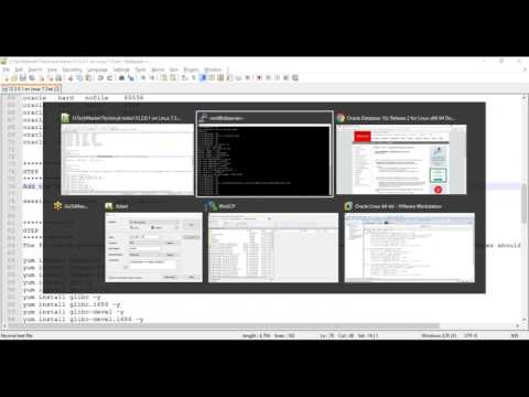 Installing Oracle 12cR2(12.2.0.1) on OEL 7.3
