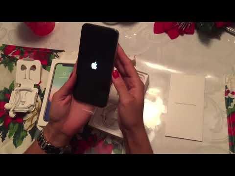 Vlog   iPhone X Unboxing   ASMR