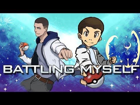 Battling Myself - Pokemon Ultra Sun & Ultra Moon WIFI Battle