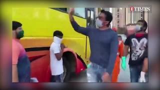 Sonu Sood ARRANGES more buses for MIGRANTS; asks them to wear MASKS and return SAFELY