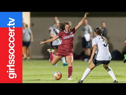 2016 Women's Soccer - College  Goals of the month - so far!
