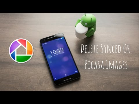 How To Delete Synced Or Picasa Photos From Android Device! Simple Trick