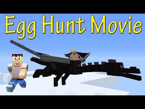 ENDER DRAGON EGG HUNT | Minecraft