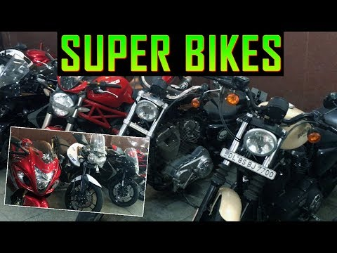 Pre-Owned Super Bikes In South Delhi | Used Imported Superbikes For Sale | Second Hand Sports Bikes