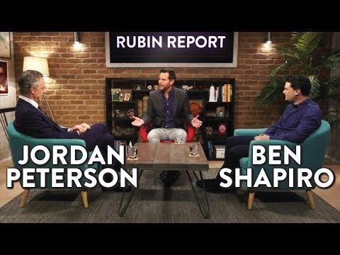 Jordan Peterson and Ben Shapiro: Frontline of Free Speech (LIVE)