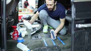 Download NASTY Car Carpet Cleaning 4 Easy Ways! Car Interior Cleaning Like A Pro Video