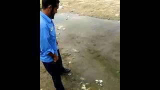 Miracle of Allah the stone inside hot water coming at ahad AL masarah