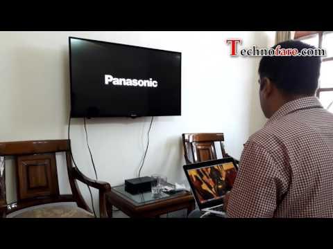 How to mirror macbook screen to TV?
