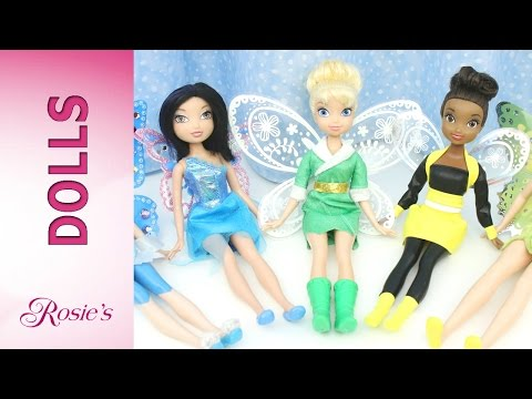 Disney Fairies - Fast and Easy Wings