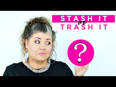 STASH IT OR TRASH IT | MYSTERY PRODUCT REVIEW EP 1