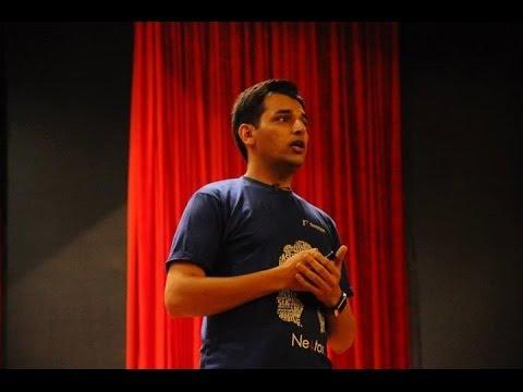 Pranav Mistry: Inventor of SixthSense Technology | Techfest, IIT Bombay