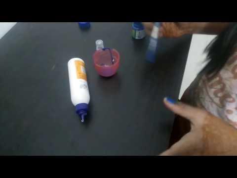 How to make  nail polish at home easily