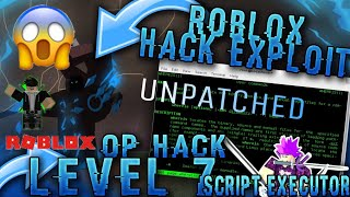 Roblox Exploit 2017 Unpatched